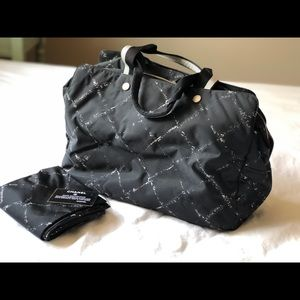 CHANEL Vintage Travel Bag